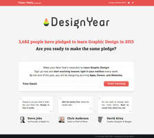 Link toDesign year
