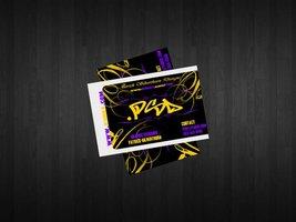 Link toDesigner business cards psd