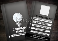 Link toDesigner or web developer business card