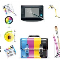 Link toDesigners dedicated icon vector