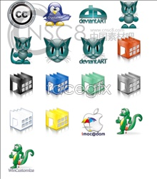 Link toDeviantart topic icons