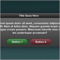 Link toDialog box interface