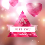 Link toDiamond heart creative vector graphics 04 free