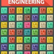 Link toDifferent engineering elements icons vector