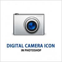 Link toDigital camera icon psd