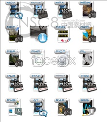 Link toDigital photography series icons