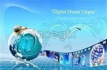 Link topsd information network earth the speeds technology Digital