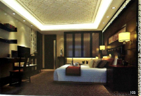 Link toDim classical chinese bedroom model