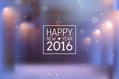 Link toDim lights new year card background vector