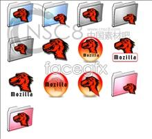 Link toDinosaur blood system icons