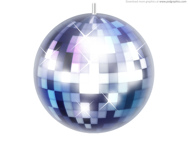 Link toDisco ball icon (psd)