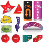 Link toDiscounted business labels