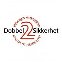 Link toDobbel 2 sikkerhet logo