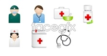 Link toDoc medical icons