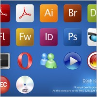 Link toDock icons icons pack