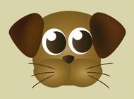 Link toDog cartoon vector free