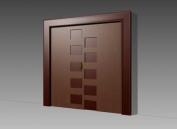 Link toDoor  001-doors -124 3d model