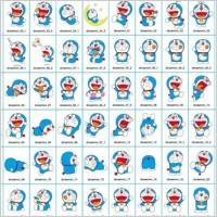 Link toDoraemon cartoon illustrator vector graphics