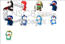 Link toDoraemon icons