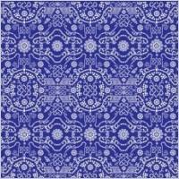 Link toDot flower pattern, vector eps pattern tutorial design