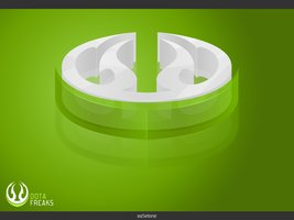 Link toDota freaks logo 3d