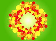 Link toDots graphics vector free
