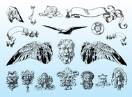 Link toDownload antique vectors free