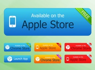 Download banners vectors free