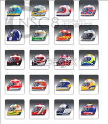 Link toDownload f1 racing helmet icon