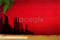 Link toDownload hd picture red brick wall background
