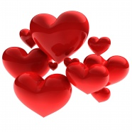 Link toDownload hd red heart picture