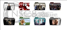 Link toDownload movie folder icon