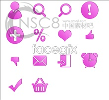 Link toDownload pink desktop icons