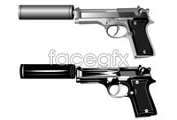 Link toDownload two vector pistols