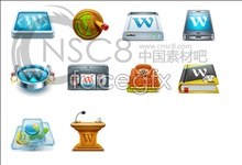 Link toDownload wordpress icons