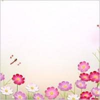 Link toDragonfly in flower garden