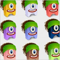 Link toDreadhead creatures icons icons pack