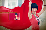 Link toDream angel beauty photo 3 psd