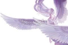 Link toDream angel vector