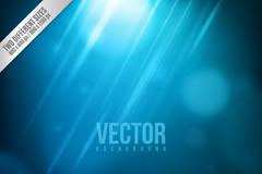Link toDream blue glow background vector