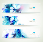 Link toDream flower banner vector