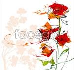 Link toDream flower vector 7