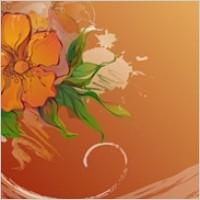 Link toDream flowers vector 10
