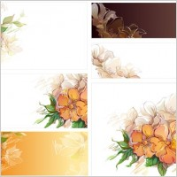 Link toDream flowers vector 5