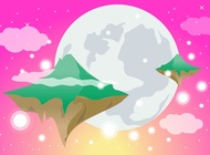 Link toDream planet vector free