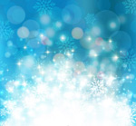 Link toDream snow glow backgrounds vector