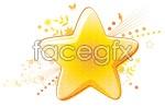 Link toDream stars vector