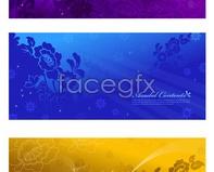 Link tolight flash vector background patterned dark Dreaming