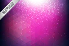 Link toDreamy glow purple rhombic background vector