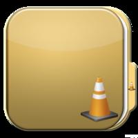 Link toDroid folder vlc